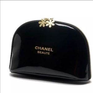 Authentic Chanel VIP gift makeup bag